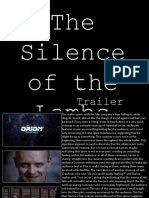 silence of the lambs trailer analysis