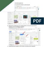 Como Compartir Una Carpeta de Google Drive