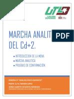 MARCHA ANALITICA DEL CADMIO+2