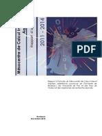 MCIA Rapport Activités 2014