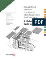 Rehabimed Method. II Rehabilitation Buildings