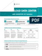 Building Cloud Data Center With Sangfor HCI 1