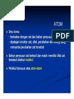 Wk2b-Ringk Teori Atom