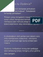 10. disleksia