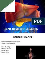 Pancreatitis Aguda Final