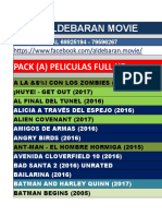 Pack (a) Full Hd-3d-Musica Octubre (2017) Aldebaran Movie #69825194