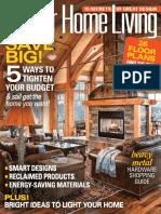 Timber Home Living 2016-09-10 Downmagaz.com