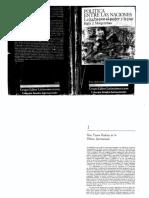 H. Morgenthau - Politica Entre Las Naciones