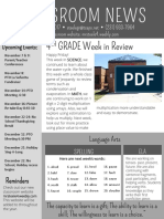 steele newsletter 11-4-17