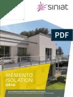 Essentiel memento Isolation