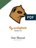 Euphoria User Manual