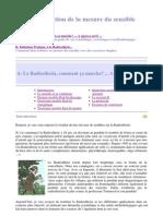 28700236 Http Www Neotrouve Com Polycop Radiesthesie Objectivation de La Mesure Du Sensible