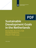 Pbl 2016 Sustainable Development in the Netherlands 1966