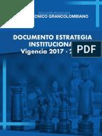 Documento Estrategia Institucional Dei