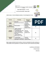 Matriz de Português - 7º Ano - 1º Teste (1)