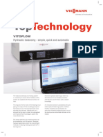 Vitoflow Hydraulic Balancing 4pp PROOF