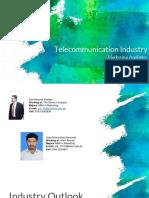Telecom industry metrics