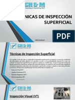 2.1 Tecnicas de Inspeccion Superficial VT