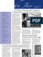 @John Jay Newsletter (August 25, 2010)