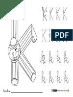 Letra-K