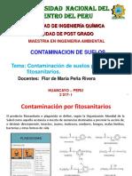 Contaminacio Por Fitosanitarios