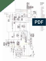 Yamaha DT 125 R & TDR 125 '93 - Wiring Diagram