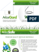 ArborSafe Tree Care Products Features & Benefits