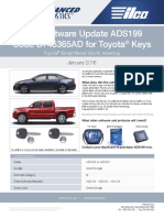 Ad Update Ads199 Code d745365ad English