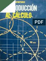 Introduccion al calculo - Kuratowski.pdf