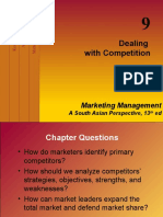 Kotler - Competition