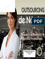 Propuesta Nom 1909 1 INC Research Peru Limited