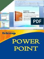 Libro de Power Point