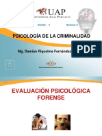 Evaluacion Psicologica Forense