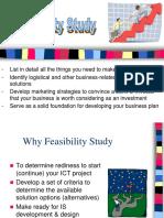 Feasibility Study(1)