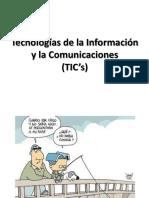 8. Las TICs
