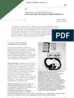 GalizaCig _ Actualidade - Entrevista a Ricardo Antunes e a Marcio Pochmann