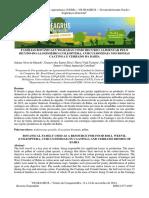 FAMÍLIAS BOTÂNICAS UTILIZADAS COMO RECURSO ALIMENTAR PELO BICUDO-DO-ALGODOEIRO (COLEOPTERA, CURCULIONIDAE) NOS BIOMAS CAATINGA E CERRADO DA BAHIA