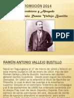 Antonio Ramon Vallejo
