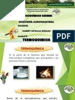II Unidad Termoquímica Diapositivas