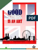 Good_writing is an Art