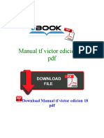 Manual Tf Victor Edicion 18 PDF