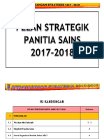Pelan Strategik Panitia Sains 2017