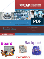 Tecnología Médica Semana 8