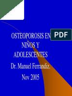 OSTEOPOROSIS EN NIÑOS Y ADOLESCENTES .pdf