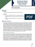 Guia 5. Propiedades Quimicas de Los Carbohidratos - BQ1