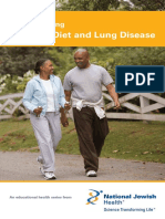 Understanding Exercise Diet Lung Disease