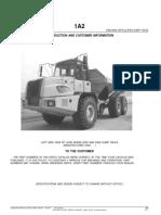 250d-300d Articulated Dump Truck Man-2002