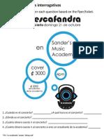 spanish 1 mi comunidad quiz 1 review