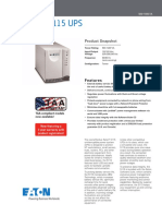 Eaton Powerware 5115