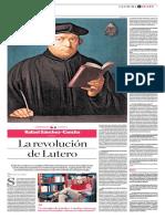 La revolución de Lutero, Teresina Muñóz-Nájar